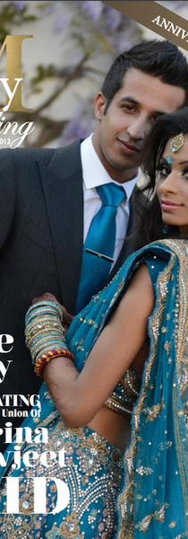 See Bhav and Prina's magazine
