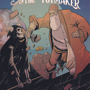 DEATH COMES FOR THE TOYMAKER – A Twitter Spaces Interview With Dakota Brown