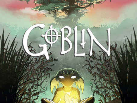 GOBLIN: An Interview with ERIC GRISSOM and WILL PERKINS via Twitter Spaces