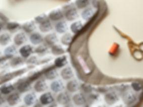 mademoiselle lou - créations textiles bébés