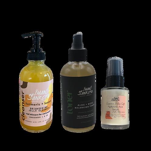 Sankofa Oily Skin Kit