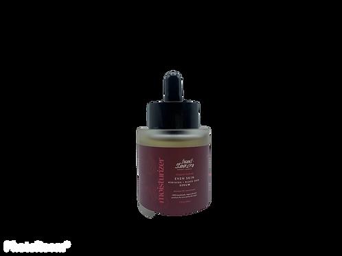 Even Skin Hibiscus + Black Seed Oil Serum