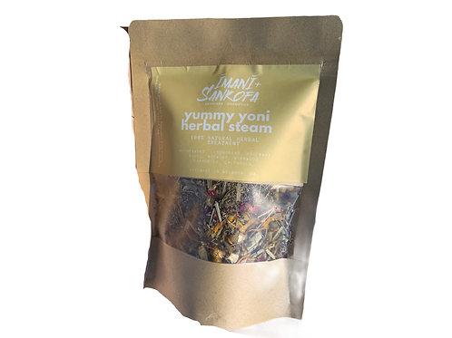Yummy Yoni Herbal Steam