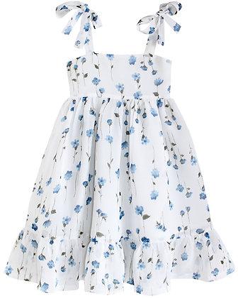 Bluebell Prairie Dress