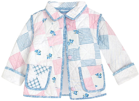 Kids 4-5T: Blue Rosebud