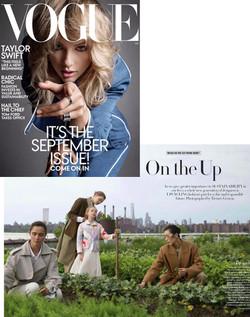 Lindsey Berns - Vogue Magazine