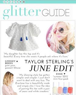 Glitter Guide Lindsey Berns