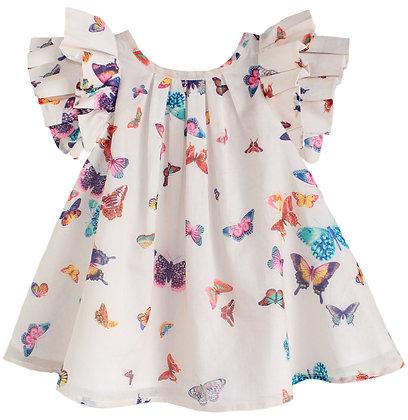 Fluttering Butterfly Dress