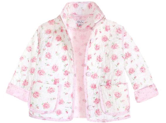 Kids 4-5y: Pink Tumbling Roses