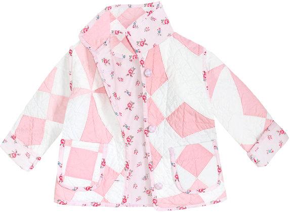 Kids 4-5y: Petal Pink Rosebud