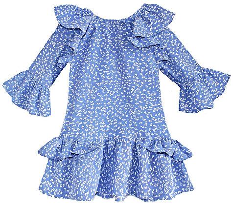 Willie Mae Peasant Dress