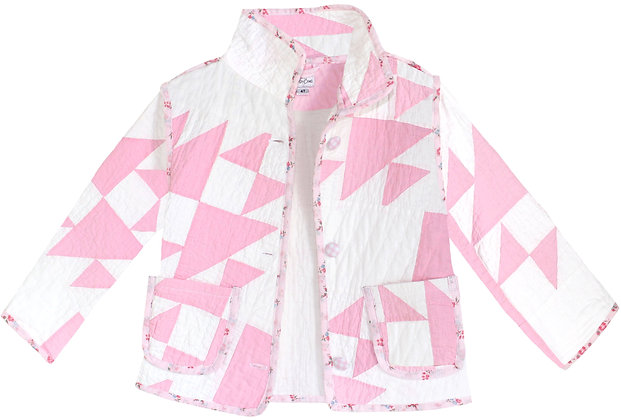 Kids 4-5T: Pink Abstract