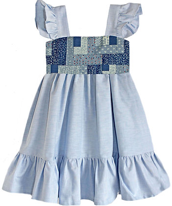 Mosely Quilt Dress