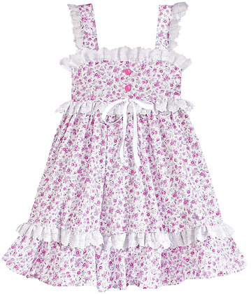 Ditsy Della Prairie Dress