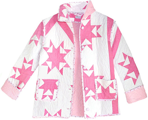 Adult Medium: Pink Star Cut-out