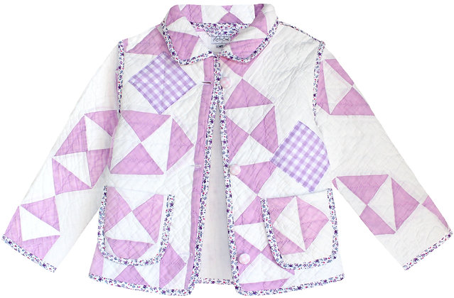 Kids 4-5T: Violet Diamond