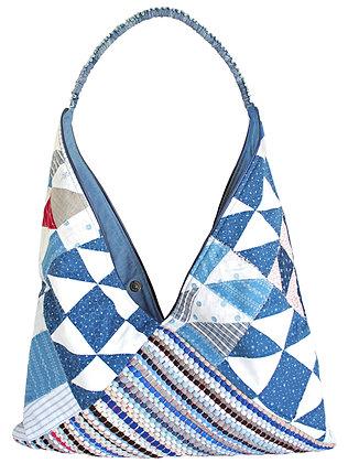 The Jazz Bag - Bleu et Blanc