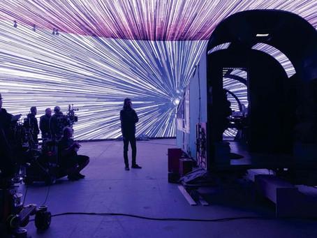 在病毒流行的時代,電影製作商加大了虛擬製作的力道。