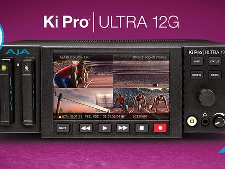AJA發佈Ki Pro Ultra 12G v2.0韌體免費更新