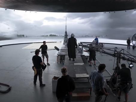 星際迷航記製作增加 AR 牆來建立虛擬場景,就像影集「曼達洛人」一樣。
