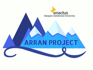 Arran Project's Meeting with Arran High School's Enactus Team