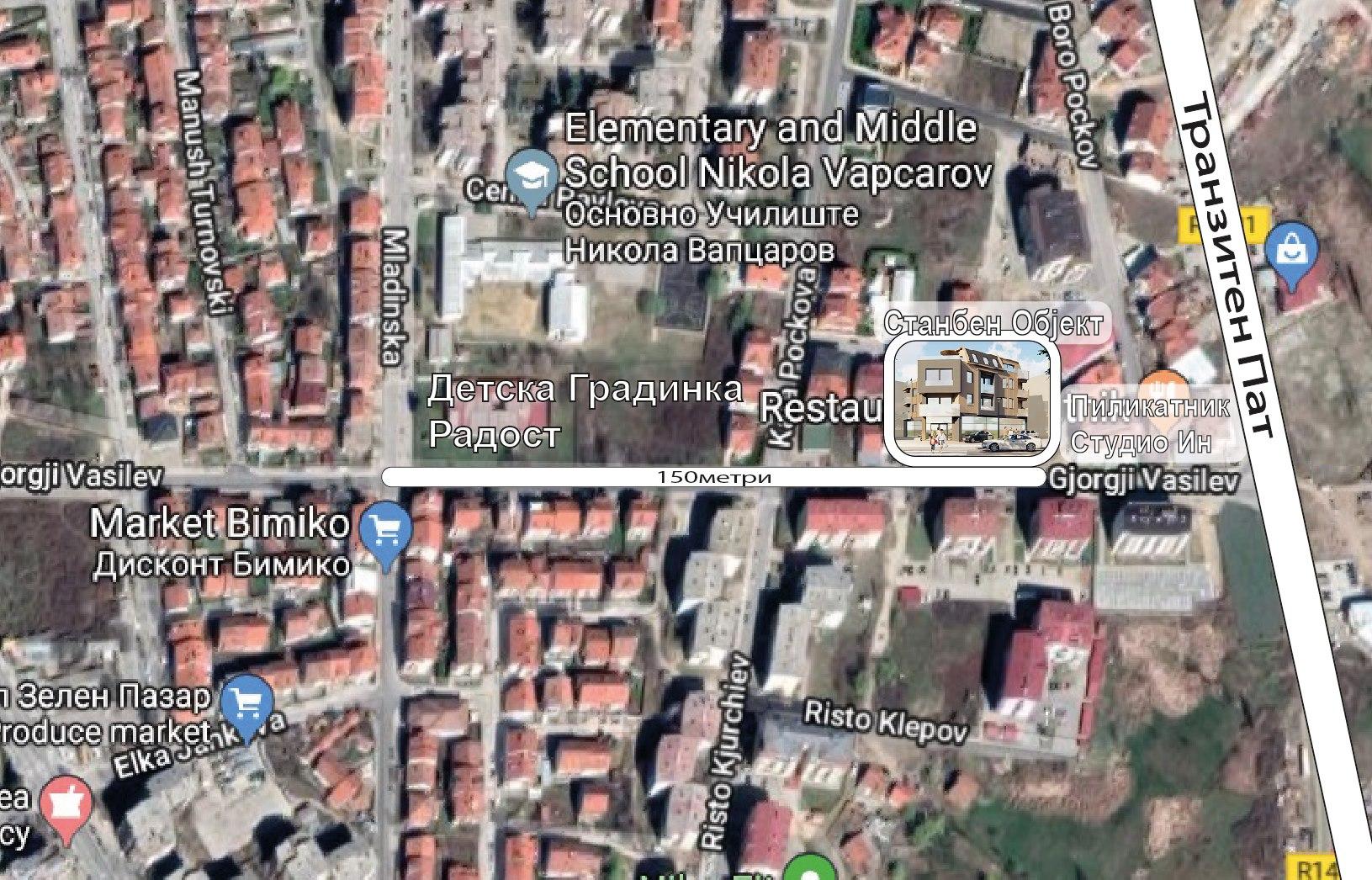 Локација
