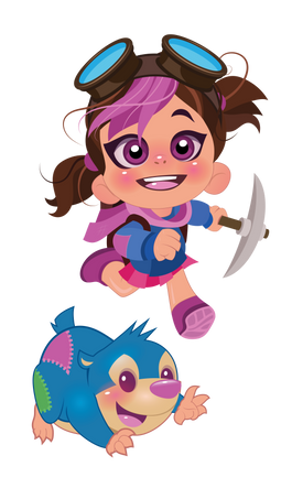 Little Girl with Friend-01.png
