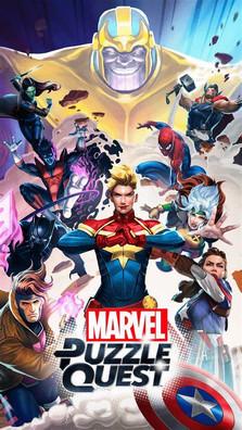 Marvel Puzzle Quest