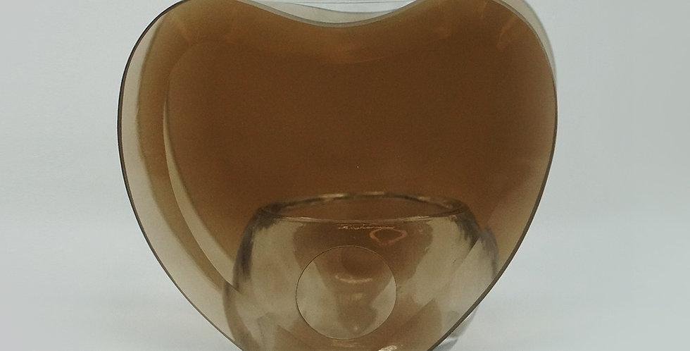GLASS BURNER 82084 BROWN