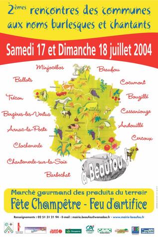 Beaufou 2004
