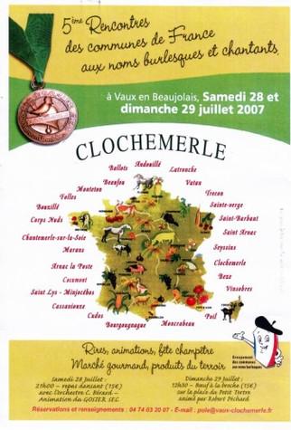Clochemerle 2007