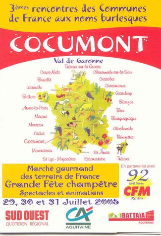 Cocumont 2005