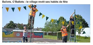 Ouest France du 03.07.19