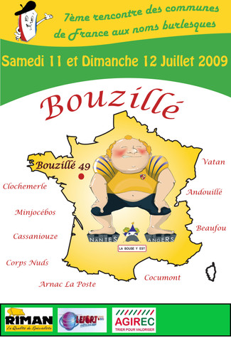 Bouzillé 2009