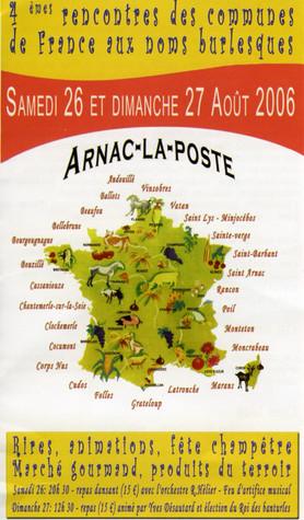 Arnac 2006