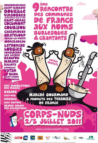 Corps-Nuds 2011