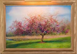 Spring Fever, Pastel 32x44