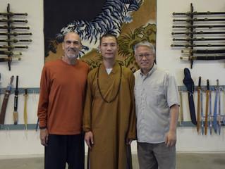 Shaolin Master Shi Yanti Seminar