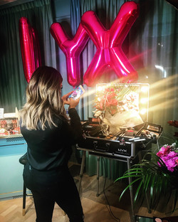 Event with L'Oréal & NYX Cosmetics