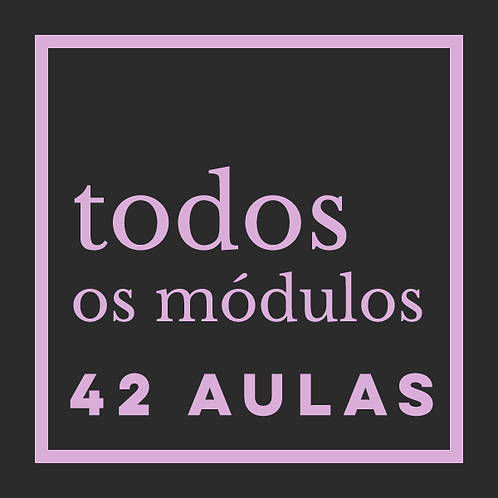 TODOS OS MÓDULOS COMPLETOS