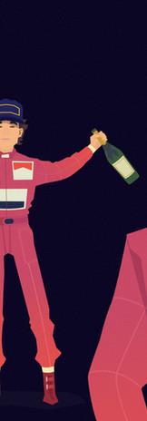 Aryton Senna Institute - Digital (Illust