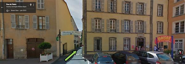 auvervie spa rue du palais issoire