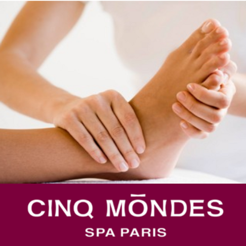 SOIN-MASSAGE PIEDS LEGERS ENERGISANT 50mn