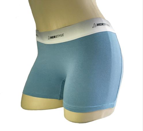 2781db148 Cueca Boxer Feminina Herstyle   Calcinha Boxer HerstyleIdeal para quem busca  conforto e esportividade.