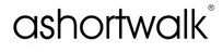 logo ashortwalk in black