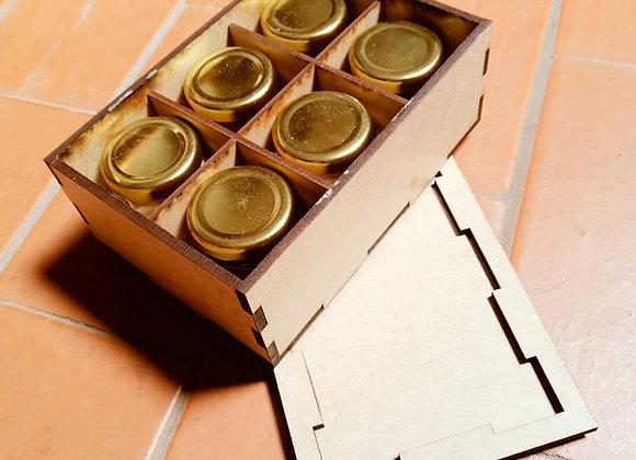 Caja Mágica 6 Especias Básico