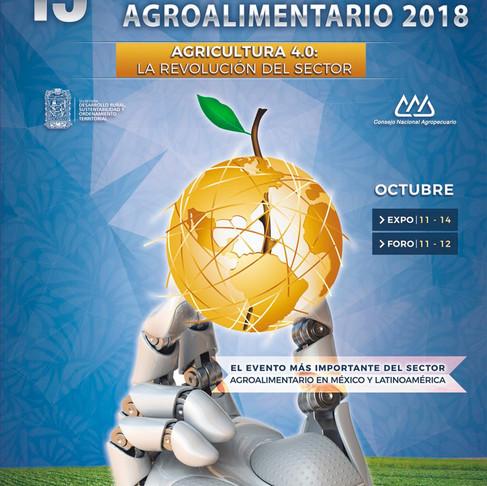 Foro Global Agroalimentario: FGA 2018