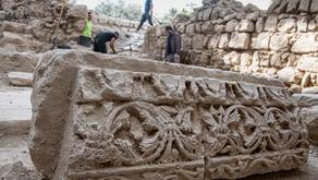 Baño ritual de la época de Jesús encontrado en Getsemaní en Jerusalén