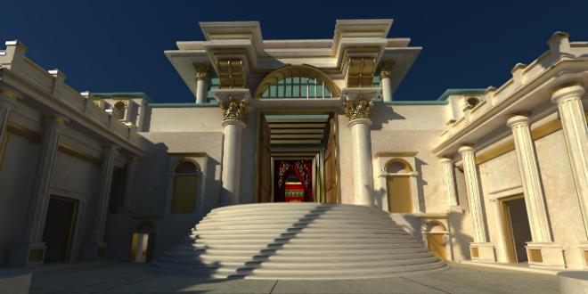 temple-3d