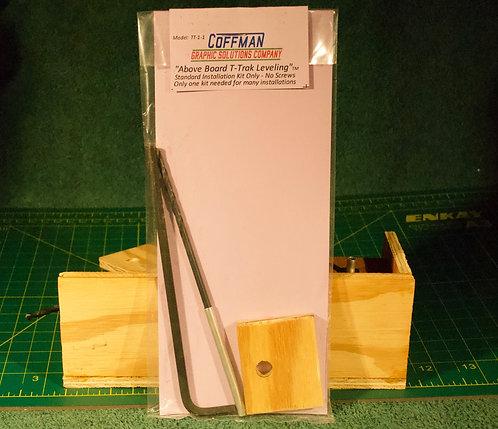 """TT-1-1 Standard 6"""" Installation/Conversion Kit"""